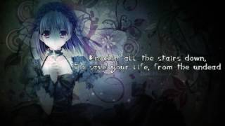 【Nightcore】→ The Zombie Song || Lyrics