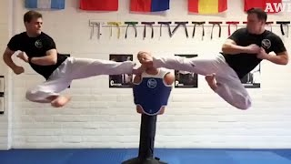 PEOPLE ARE AWESOME 2017   MARTIAL ARTS EDITION