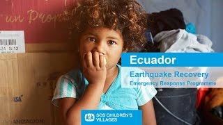 Emergency Relief Programme Ecuador