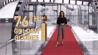 Data & Trends: 76th Golden Globes
