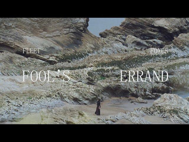 """Videoclip oficial de la canción """"Fool's Errand"""" de Fleet Foxes."""