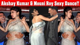 Akshay Kumar and Mouni Roy Sexy Dance During Song Launch Of GOLD Movie