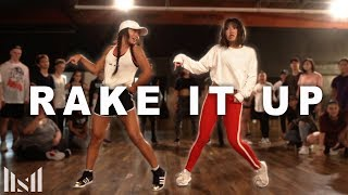 RAKE IT UP - Yo Gotti ft Nicki Minaj Dance | Matt Steffanina Choreography width=