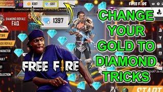 Free fire gold voucher to diamond voucher tricks tamil