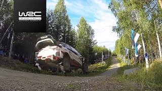 WRC - Neste Rally Finland 2017: Highlights Stages 1-7