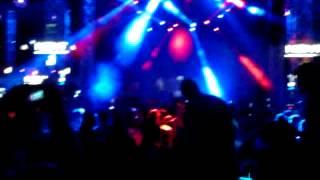 BUG Mafia live intro Mega discoteca tineretului Costinesti 2013