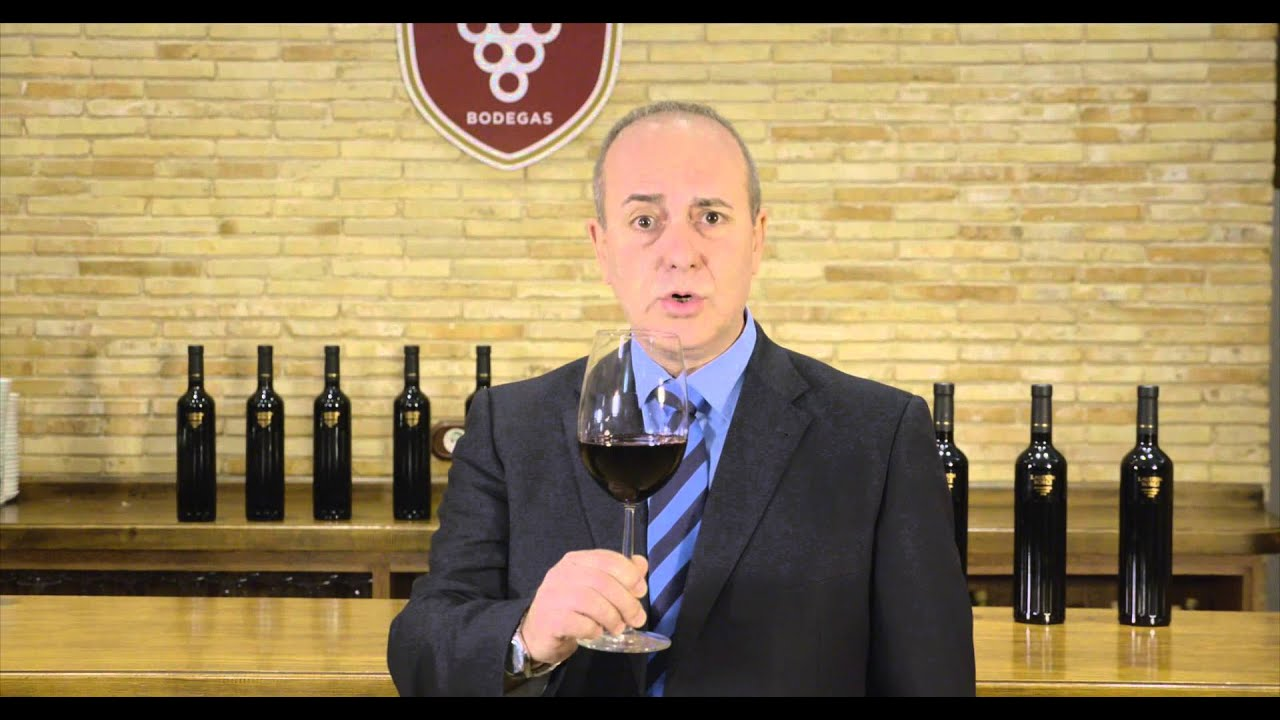 Video Vino Tinto de Bodegas Bocopa