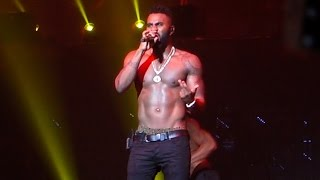 Jason Derulo - Breathing Live @ Zénith, Paris, 2016