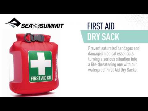 Saco estanque primeiros socorros Overnight 3L - Sea to Summit