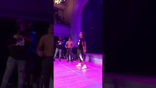 Dobre Brothers Live Show (which brother killed this dance battle?)