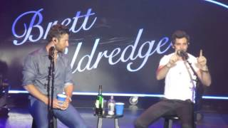 Brett Eldredge & Thomas Rhett - Hotline Bling (Terminal 5 NYC)