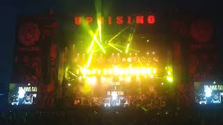 Polemic ft. Dr. Ring Ding - Call Di Doctor live @ Uprising 2017