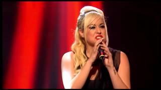 Aleksandra Brković (Nobody's perfect) - X Factor Adria - LIVE 1 - Pesma spasa