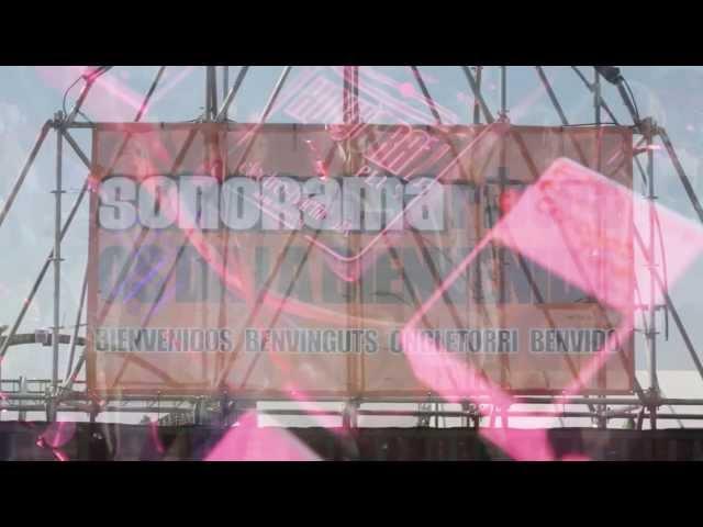 Video oficial de Astrobahn El Tiempo en la terraza