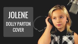 Jolene (Dolly Parton cover) by 10 Year Old Jadyn Rylee | Kidz Sparkle