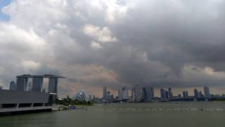 SG Skyline Timelapse