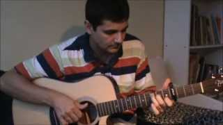 Tim Moore - Yes - Fingerstyle version