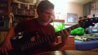 Bass Cover - Bad Case of lovin you by New Cargo