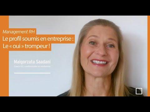 Video : Le profil soumis en entreprise : Le « oui » trompeur !