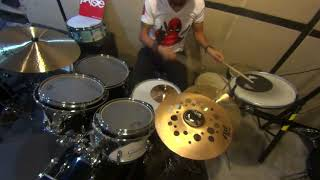 Mama Said Knock You Out LL Cool J Drum cover Deadpool 2 coming soon