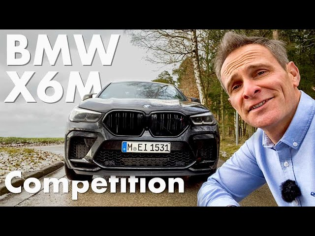 BMW X6 M Competition (F96)