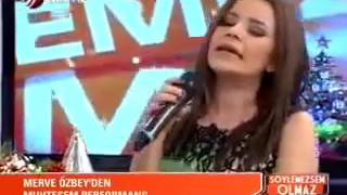 Merve Özbey - Bozuyorum Yeminimi (Canlı Acapella Performans)