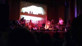 Patrick Watson and Esmerine - Snow day for Lhasa (live)