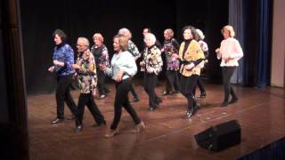 Twist and Shout - Line Dance Portugal