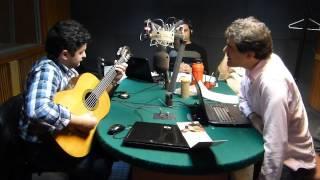 HERNÁN GENOVESE y HUGO RIVAS en vivo en radio La 2x4. LAS CUARENTA (Grela-Gorrindo)