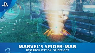 Marvel's Spider-Man (PS4) - Research Station - Spider-bot