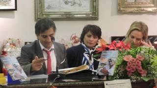 Salerno presentazione libro di Angelo Iannelli  Accademia Grassi
