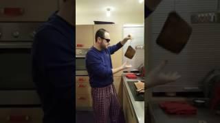 Homemade Pastırma (Dried Meat)