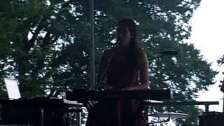 """Ximena Sariñana - """"Mediocre"""" Live at Lollapalooza 2011"""