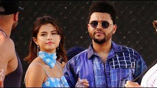 Селена Гомес и The Weeknd расстались - СМИ