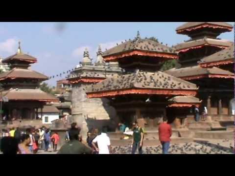 Durbar Square, Kathmandu (Nepal)