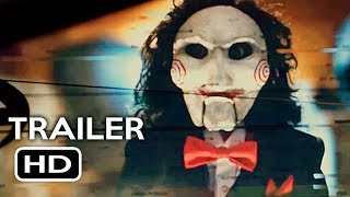 Jigsaw Official Trailer #1 (2017) Saw 8 Horror Movie HD