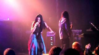 Evanescence Going Under live The Rave Eagles Club 10/21/2011