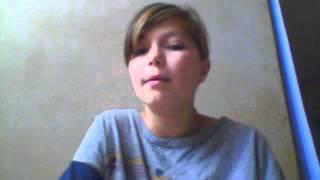 Vidéo de nina pauvret enregistrée à l'aide d'une webcam le 30 avril 2012 05:01 (PDT)