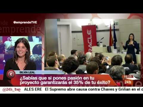 Silvia Leal en Emprende de TVE