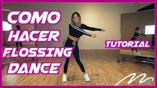 APRENDE EL FLOSSING DANCE | Magga Braco Tutorial