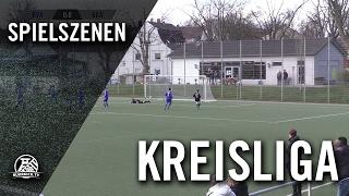 BV Altenessen - DJK SG Altenessen (Kreisliga A Nord, Kreis Essen) - Spielszenen | RUHRKICK.TV