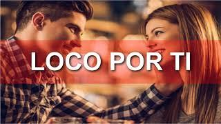"BASE HIP HOP DE USO LIBRE ""LOCO POR TI"" BASE DE RAP - BASE DE RAP ROMANTICO - FREE BEAT LOVE 2018"