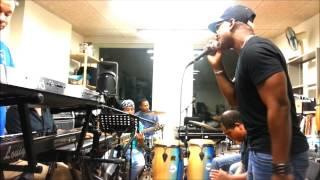 Burbujas de amor ensayo Ephrem J rehearsel take 1