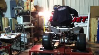 Baldwin Motorsports 2014 CRF250f Dyno test