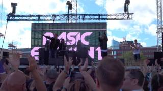 Basic Element - Live @ WE LOVE THE 90's - Finland, Helsinki 27/08/2016