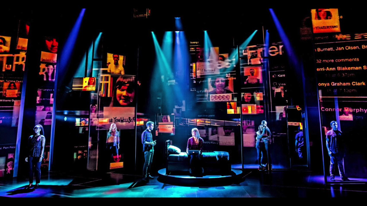 Dear Evan Hansen Tickets Tampa Bay December