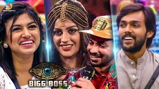 BIGG BOSS 1 & 2 : Comparison between the Contestants | Oviya, Yaashika Anand | Mahat