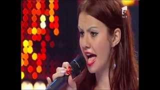 "Ana Maria Oprea - N&D - ""Vino la mine"" - X Factor"