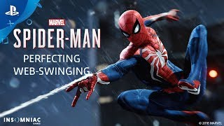 Inside Marvel's Spider-Man - How Insomniac Perfected Web-Swinging | PS4