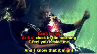 I Need You Now - (HD Karaoke) Firehouse